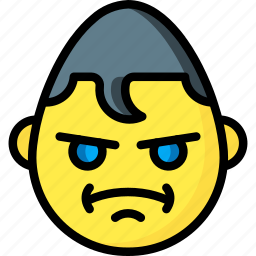angry, emojis, emotion, face, smiley, superman icon