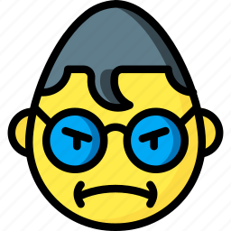 angry, clark, emojis, emotion, face, kent, smiley icon