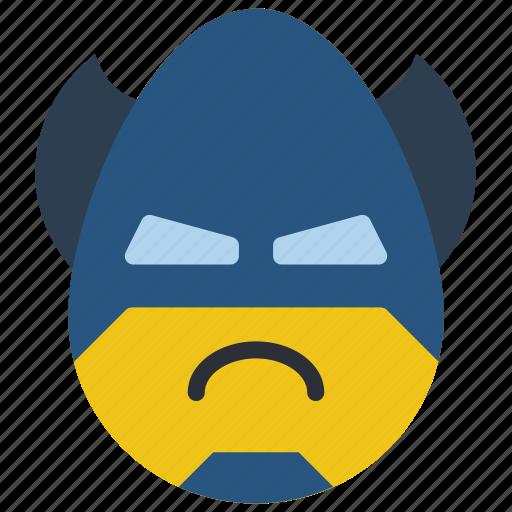 angry, batman, emojis, emotion, hero, smiley icon