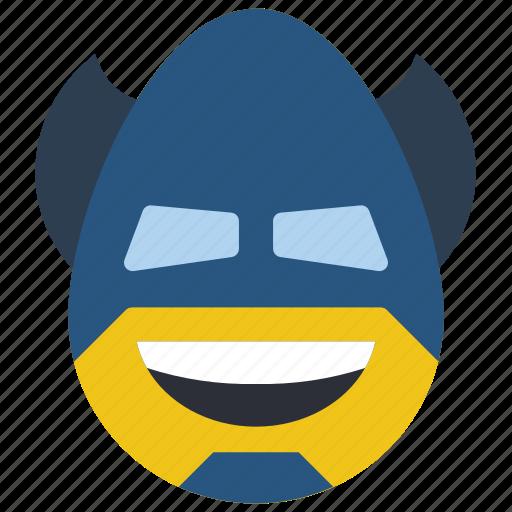 batman, emojis, emotion, happy, hero, smiley icon