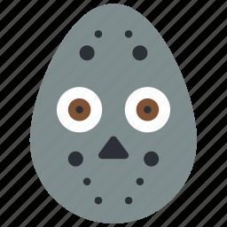 emojis, friday, halloween, jason, monster, scary, spooky icon