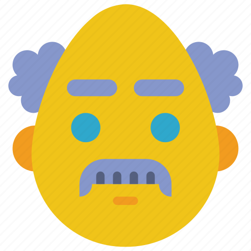 doc, doctor, emojis, mad, prof, professor, scientist icon