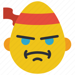 cross, emojis, emotion, fu, karate, kung, smiley icon