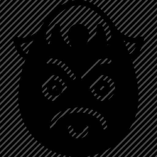 angry, boy, emojis, emotion, face, sad, smiley icon