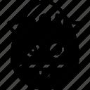 boy, emojis, emotion, face, shocked, smiley, straight icon