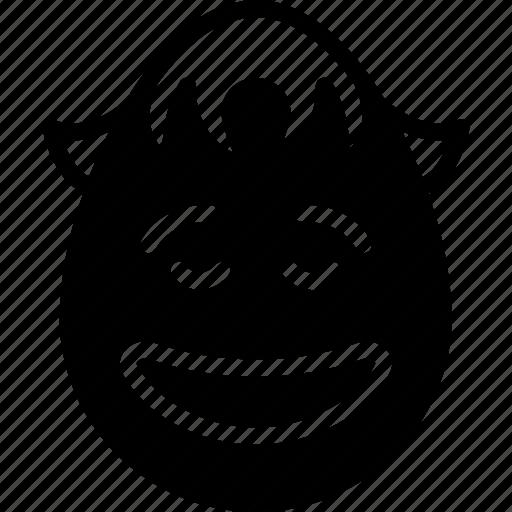 boy, emojis, emotion, face, happy, smiley, smiling icon