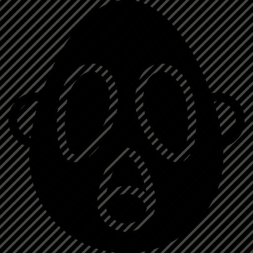 emojis, emotion, face, mask, scream, smiley icon