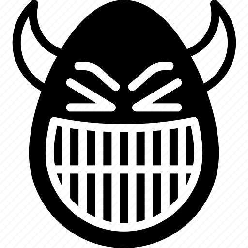 devil, emojis, emotion, evil, face, smiley icon