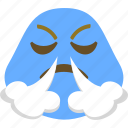 angry, fury, mad, pissed, rage icon