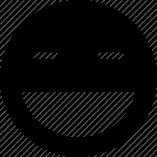 emotion, face, happy, smile, smiley icon