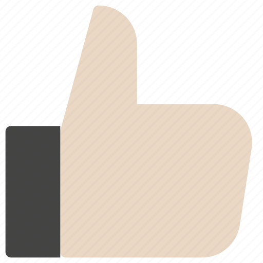 emoticons, favorite, gesture, like, thumbs, up, vote icon