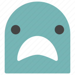 animals, danger, emoticons, mouth, nature, shark, smiley icon