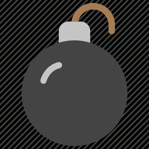bomb, emoticons, smiley icon