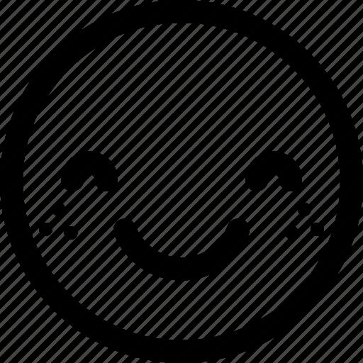 avatar, emoji, emoticon, emotion, happy, smiley, smiling icon