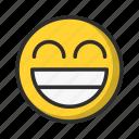 emoji, face, emoticon, smile
