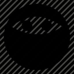 dark, emoticons, mysterious, ninja, smiley icon