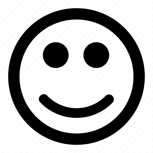 emoticons, friendly, smile, smiley icon
