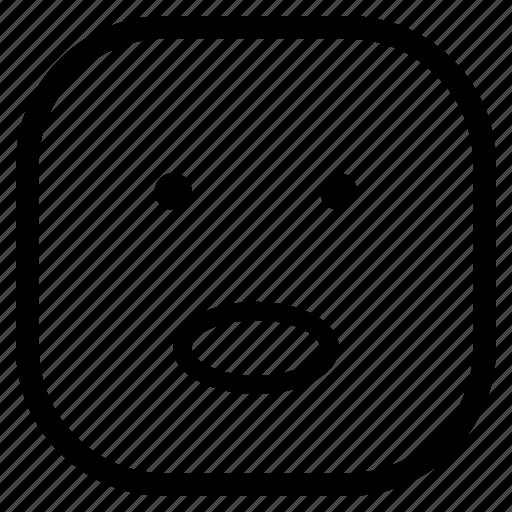 emoji, emoticon, ohh icon