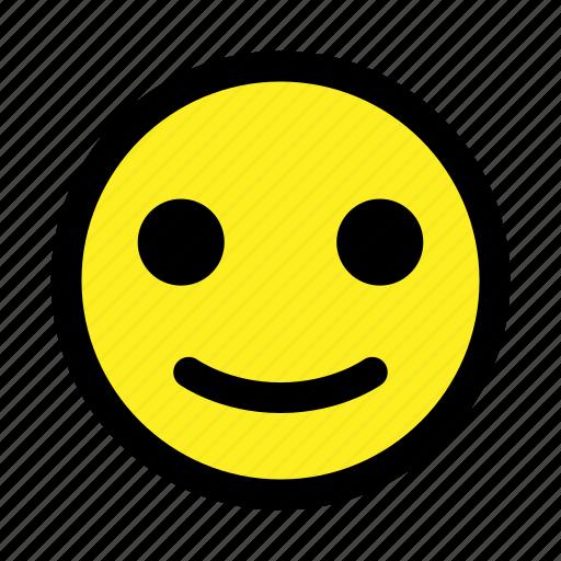 cheerful, emoticon, happy, joyful, positive, smile, smiling icon