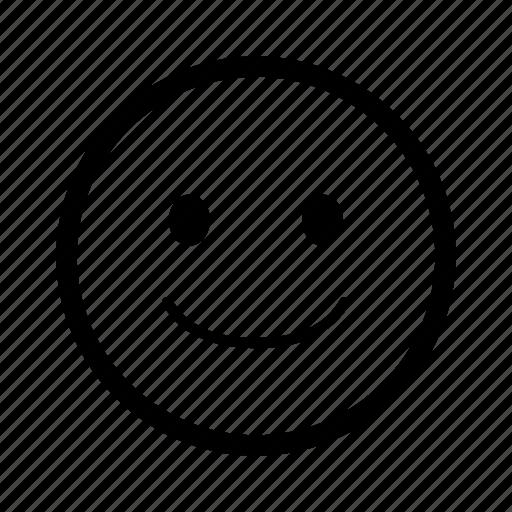 emoticon, emoticons, face, happy, mood, smile, smiley icon