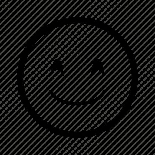 emoji, emoticon, emotion, face, happy, smile, smiley icon