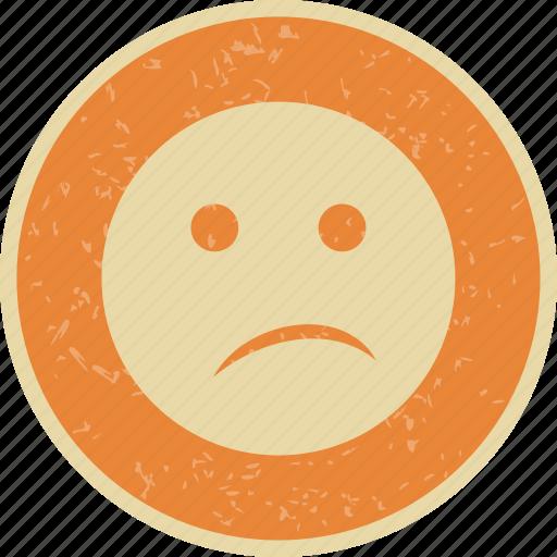 confused, emoticon, face, smiley icon
