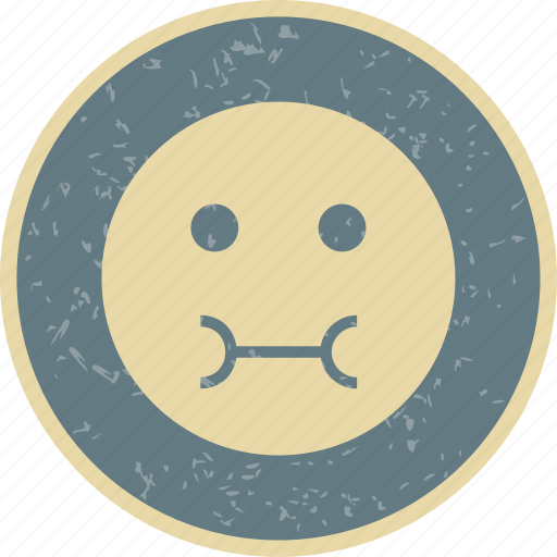emoticon, face, sick, smiley icon
