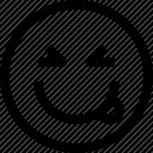 emoji, emotion, feeling, smile icon