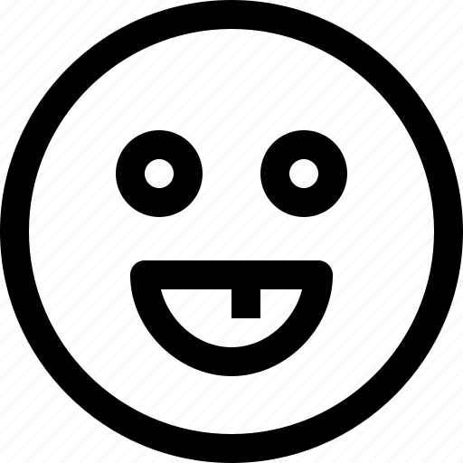 emoji, emotion, feeling, smile icon