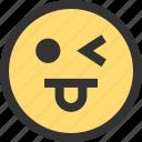 around, emoji, emojis, face, faces, fooling, playing icon
