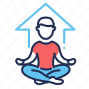 awareness, relaxation, meditation, self actualization