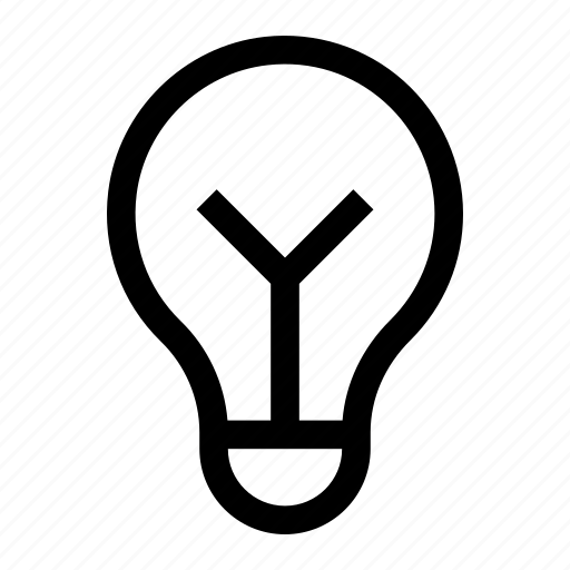 bulb, creative, idea, lamp icon