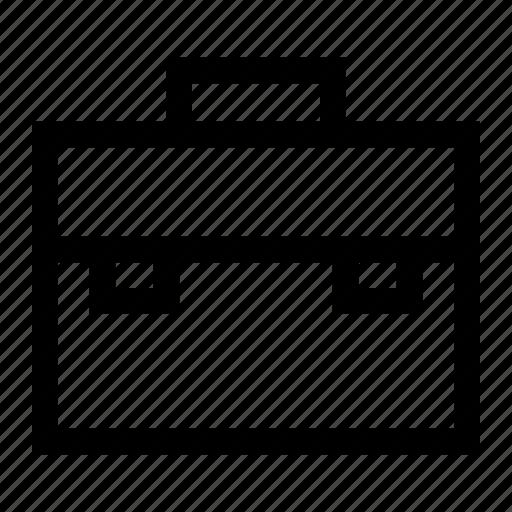 briefcase, job, package, portfolio icon
