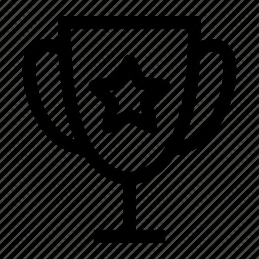 achievement, award, goal, success icon