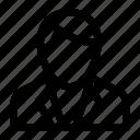 avatar, employee, profile, user icon