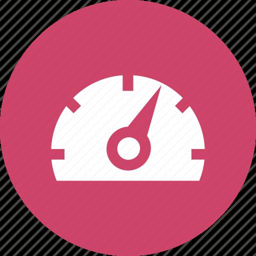 dashboard, gauge, odometer, speed, speedometer, widget icon