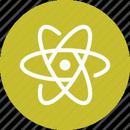 danger, dangerous, energy, nuclear, power, radiation, warning icon