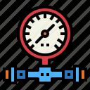 gauge, industry, measure, pressure, technology