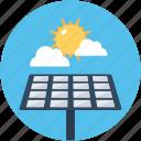 renewable energy, solar energy, solar panel, solar system, sun