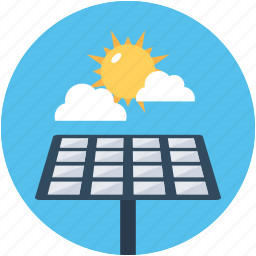 renewable energy, solar energy, solar panel, solar system, sun icon