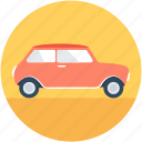 automobile, car, sedan, transport, vehicle icon