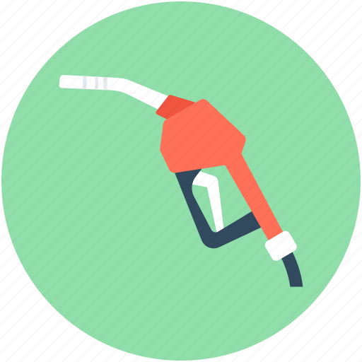 fuel handle, fuel nozzle, fuel pump, fuel station, gas filling icon