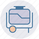 electric device, electricity producer, energy, generator, industry machine, power machine icon