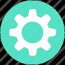 cogwheel, gear, option, repair, setting, setup icon