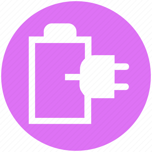 battery, battery charging, charging, electricity, energy, mobile battery, plug icon