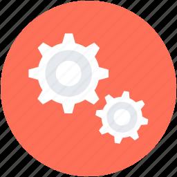 cogs, gearwheel, option, repair tools, setting icon