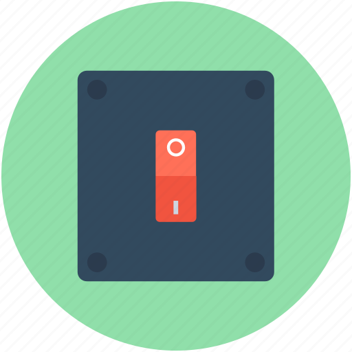 Off, on, on off switch, power switch, toggle switch icon - Download on Iconfinder