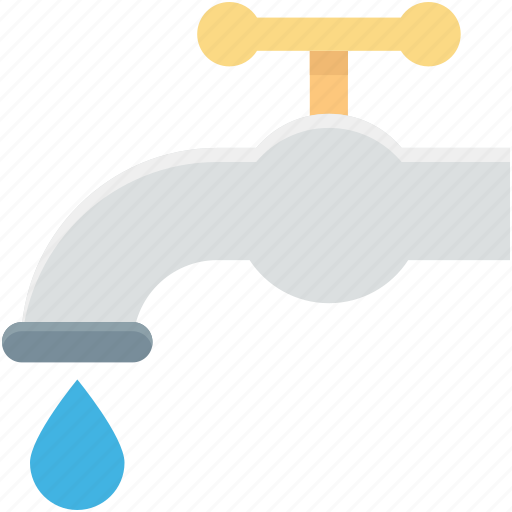 drain valve, hose bib, nul, tap, water tap icon