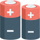accumulator, battery, cell, charge, electric icon