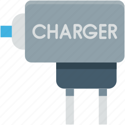 charger, charger device, charger plug, electric charger, mobile charger icon